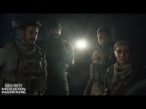Call Of Duty: Modern Warfare | Все Видеоролики | All Story Videos