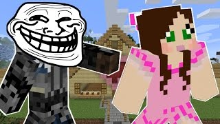Minecraft: TROLLING JEN! - Custom Command