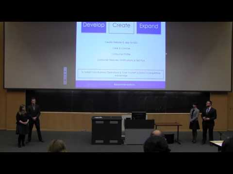 2015 NIBS Case Competition Final Presentation - UPEI (Runners-Up)