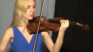 Преподаватель учитель скрипки уроки Москва СПБ Киев