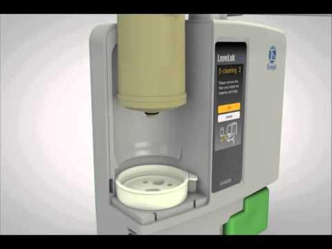 cleaning kangen water machine