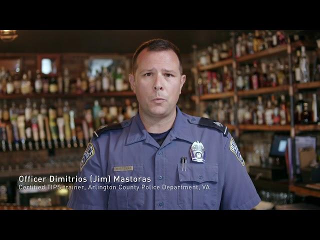 Responsibility #StartsWithMe: Officer Jim Mastoras