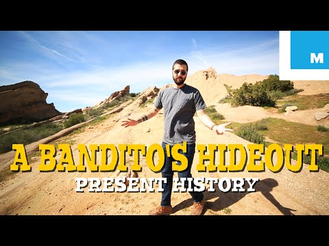 A Bandito's Hideout - Present History