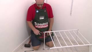 How To Build Linen Closet Shelving - Diy At Bunnings
