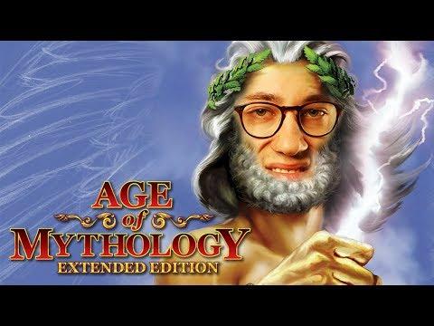 Das Reich Hades (Spandau) vs. Pietsmiet   Age of Mythology