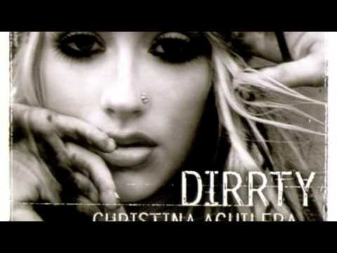 Christina Aguilera Dirrty Audio