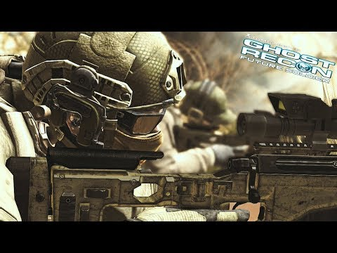 Ghost Recon Future Soldier: Intense High Action Search & Rescue Mission Gameplay