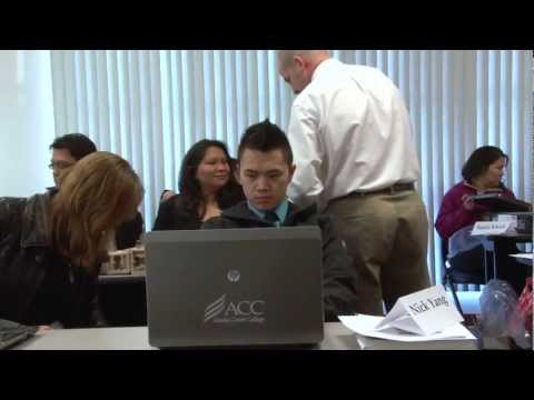 Alaska Career College surprises business students with new laptops