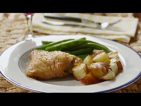 How to Make Crispy Rosemary Chicken | Chicken Recipes | Allrecipes.com