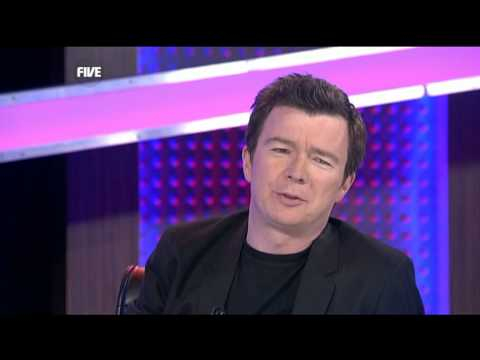 Rick Astley Interview - Live From Studio Five