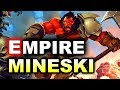 MINESKI vs EMPIRE - Groups Final - SL i-League 4 Minor DOTA 2