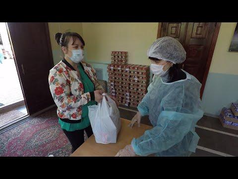 Работа медико-социального отдела Нижегородской епархии во время пандемии коронавирусной инфекции