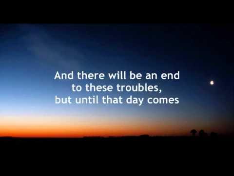 Matt Redman  You Never Let Go  Instrumental with lyrics