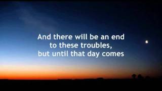 Matt Redman - You Never Let Go - Instrumental with lyrics