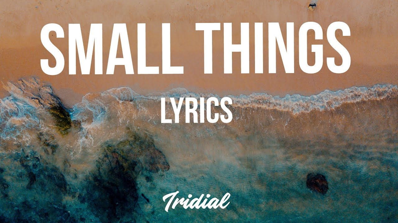 Rich The Kid Small Things Lyrics Youtube