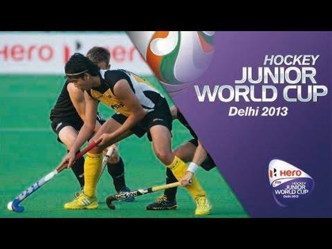 New Zealand vs Malaysia - Men's Hero Hockey Junior World Cup India  [06/12/2013]