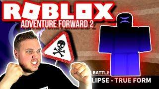 BOSS KAMP! :: Vercinger i Adventure Forward 2 Dansk Roblox - Ep. 3