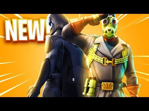 The NEW SKINS in Fortnite.. thumbnail
