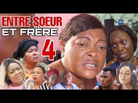 ENTRE SOEUR ET FRÈRE Ep4  Théâtre Congolais  Sila Ebakata Gabrielle Pala Guecho Masasi Moseka