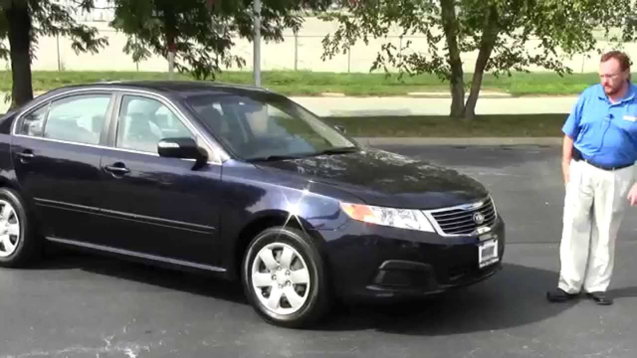 Used 2009 Kia Optima LX For Sale At Honda Cars Of Bellevue...an Omaha Honda  Dealer!   YouTube