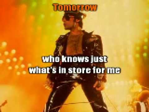 KARAOKE - Freddie Mercury - Love me like there's no tomorrow
