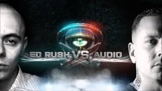 Ed Rush B2B Audio @ Blackout Belgium - 10.12.2013 [FULL SET]