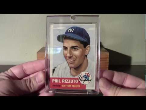 1950's Topps Hall of Famers