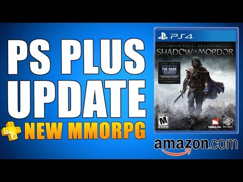 Free MMORPG on PS4 News – PS PLUS Free Games Update (Playstation News)