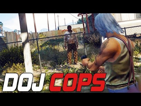 Dept. of Justice Cops #50 - He Said, She Said (Criminal)