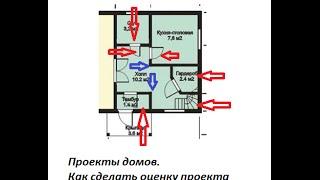 Проектный ревизор - 1. Как сделать оценку проекта дома?(На что нужно обращать внимание в проектах домов. Что нужно знать, чтобы купить хороший готовый проект или..., 2016-02-06T10:58:00.000Z)