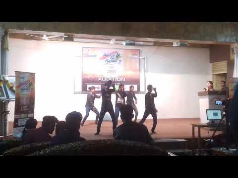 Aakha Mare Ritz Rane Choreography