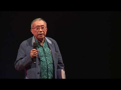 My Experience in Education, Politics and Social Activities | Jusuf Wanandi | TEDxYouth@SWA