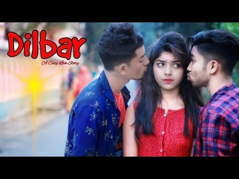 Dilbar | Funny Love Story 2020 | Dj Remix Song | Nora Fatehi | Latest Hindi Song 2020 | KissiBABS |