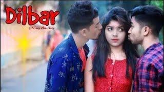 Dilbar | Funny Love story 2020 | Dj Remix Song | Nora Fatehi | Latest Hindi Song 2020 | KissiBABS |