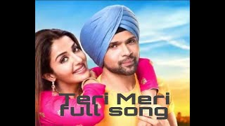 Teri meri full song!!Tips music!!ft ranu mandal