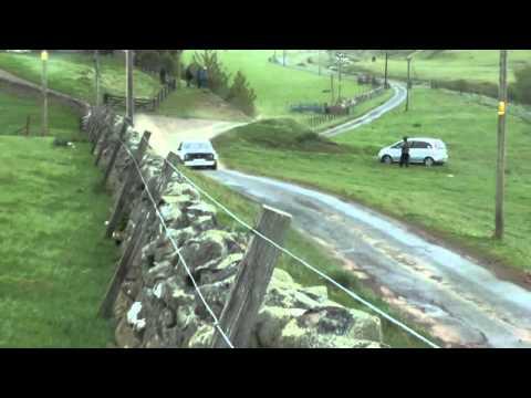 Jim Clark Rally 2011 - Keith Robathan & Ian Nicoll