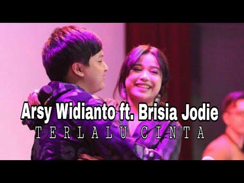 Rossa - Teralalu Cinta | Arsy Widianto ft. Brisia jodie (showcase)