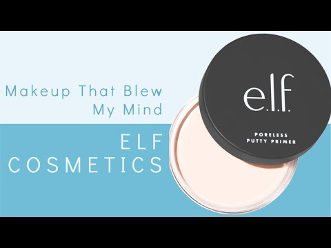 ELF Cosmetics | Makeup That Blew My Mind thumbnail