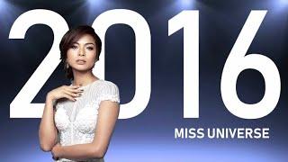 MISS UNIVERSE 2016 - Maxine Medina - Full Performance