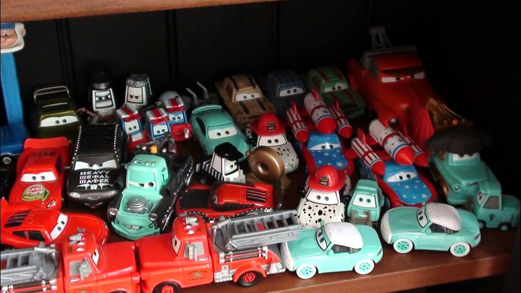 Diecast Pixar Cars Price Guide Trailer - Pixar Cars Price Guide ...