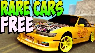 GTA 5 Online - RARE CARS FREE Location 1.20/1.22 - Secret Rare Vehicles (GTA 5 Cars Guide)