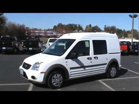 FOR SALE NEW 2012 FORD TRANSIT CONNECT XLT STK# 21289www.lcford