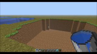 Tutorial - Como encher Lago ou Piscina (Minecraft)