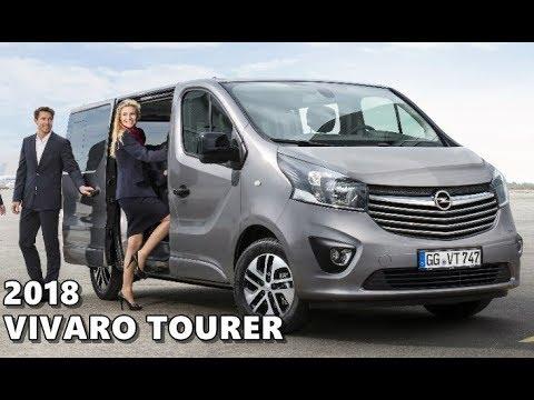 Opel Vivaro Tourer 2018 Vehicle Tour Youtube