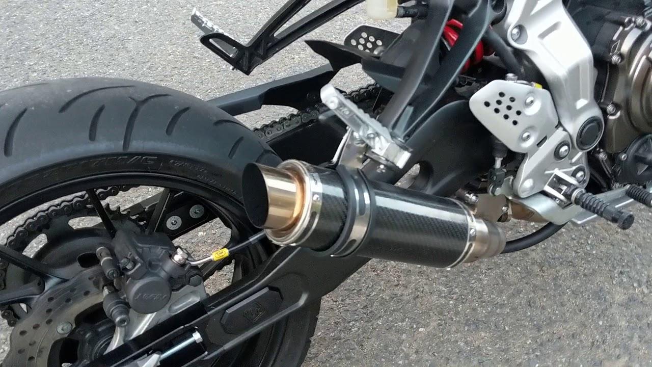 Yamaha MT-07 (FZ-07) XSR700 Turbo Kit