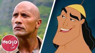 Top 10 Actors We Wish Would Play Disney Sidekicks