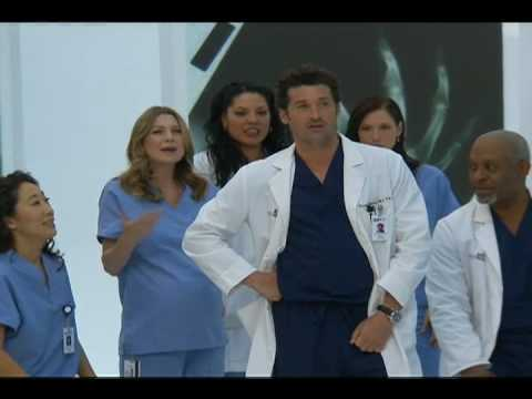Grey's Anatomy Season 6 Photo Shoot - YouTube