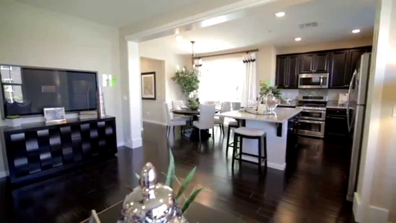 The Camden Model Home At Merrion Square New Homes By