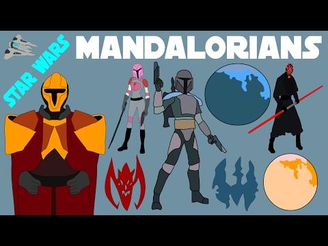 Star Wars Canon: Mandalorians