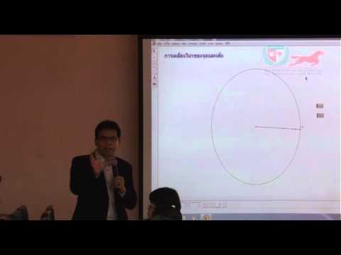 หลักสูตร การใช้โปรแกรมคณิตศาสตร์  05
